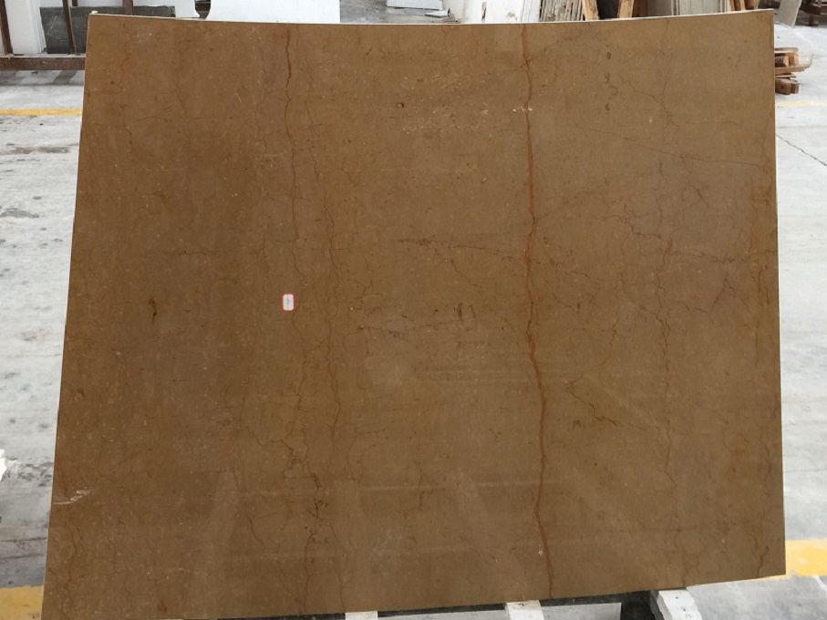 Imperial Gold Marble Slab