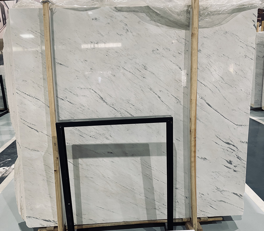 Bianco Sivec Fimar Marble Slab