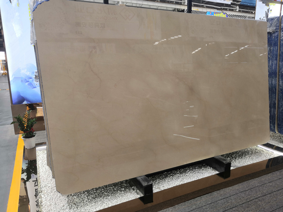 Batticino Royal Beige Marble Slabs