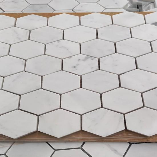 Mosaic Tile Hexagon